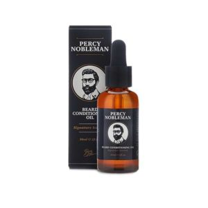 Olejek do brody Signature Scented Percy Nobleman