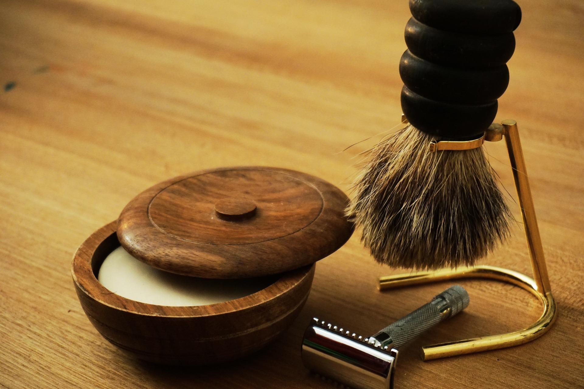 Pędzel do golenia, czyli old-school w męskiej pielęgnacji