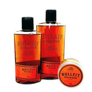 Zestaw Pan Drwal Bulleit Bourbon Balm