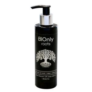 Szampon do brody Bionly z olejem makowym