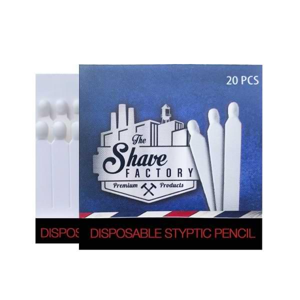 Zapałki ałunowe Shave Factory
